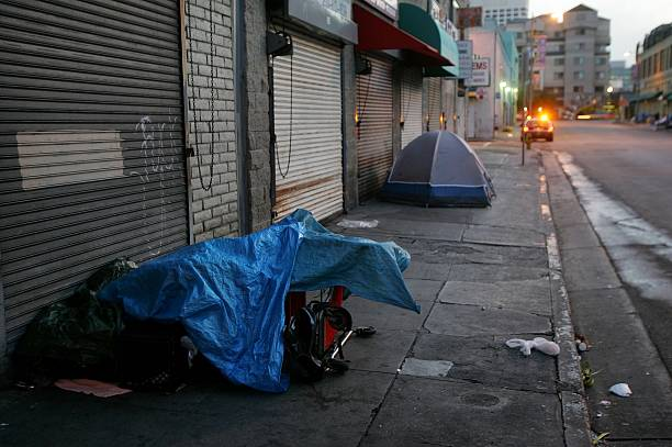 New Court Ruling Bans Removal Of L.A. Homeless From Public Property:ニュース(壁紙.com)