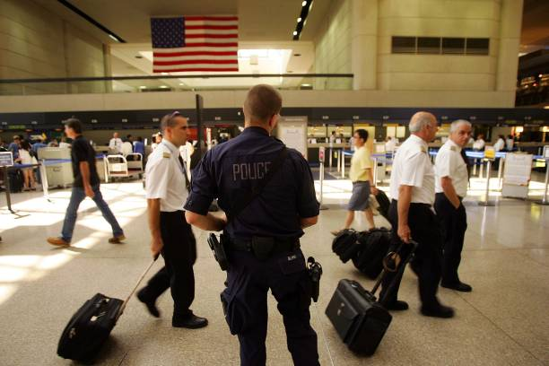 U.S. Raises Air Security Alert To Red For The First Time:ニュース(壁紙.com)