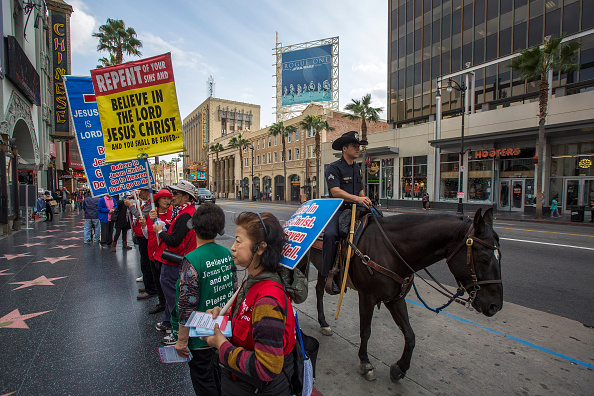 David McNew「Terror Threat To L.A. Subway System Prompts Increased Security」:写真・画像(1)[壁紙.com]