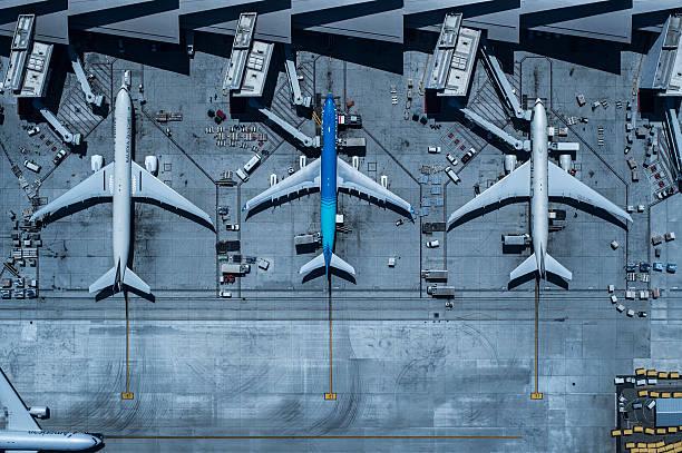 Los Angeles International Airport(LAX):スマホ壁紙(壁紙.com)