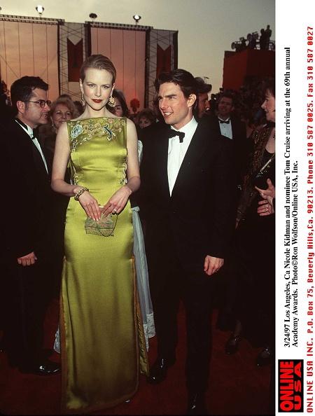 ニコール・キッドマン「Nicole Kidman And Tom Cruise At The 69Th Annual Academy Awards」:写真・画像(10)[壁紙.com]