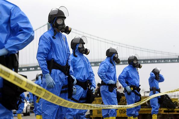Overcast「Terror Drills In Los Angeles Test First Responders」:写真・画像(9)[壁紙.com]