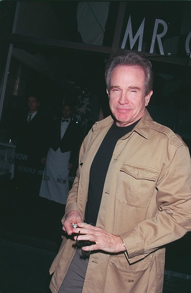 David Keeler「Warren Beatty At Mr Chow's Restaurant」:写真・画像(7)[壁紙.com]
