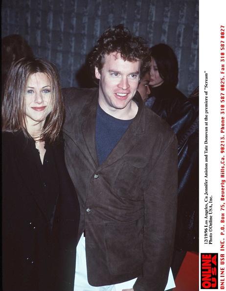 David Keeler「Jennifer Aniston And Tate Donovan At The Premiere Of Scream」:写真・画像(14)[壁紙.com]