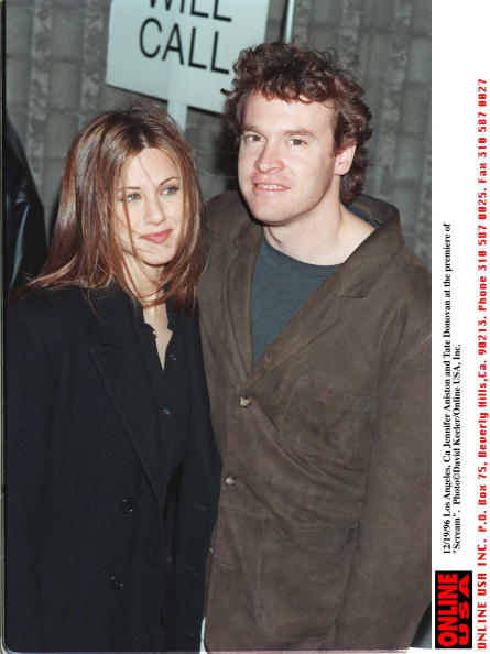 David Keeler「Jennifer Aniston And Tate Donovan At The Premiere Of Sream」:写真・画像(0)[壁紙.com]