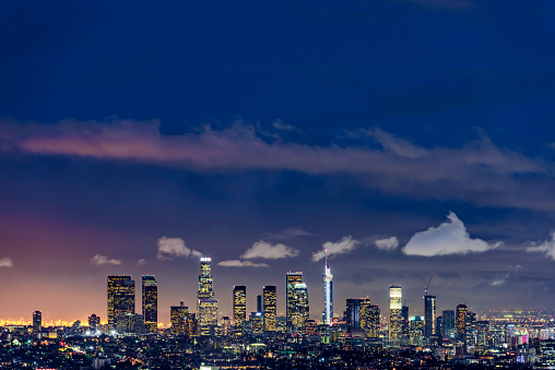 2019「Los Angeles at twilight」:スマホ壁紙(17)