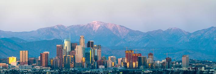 2019「Los Angeles at twilight」:スマホ壁紙(8)