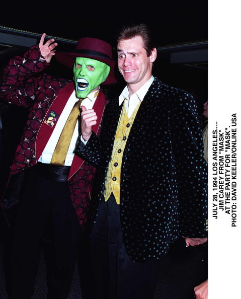 David Keeler「Jim Carrey From Mask At The Party For Mask」:写真・画像(4)[壁紙.com]