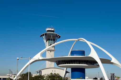 LAX Airport「Los Angeles LAX」:スマホ壁紙(9)