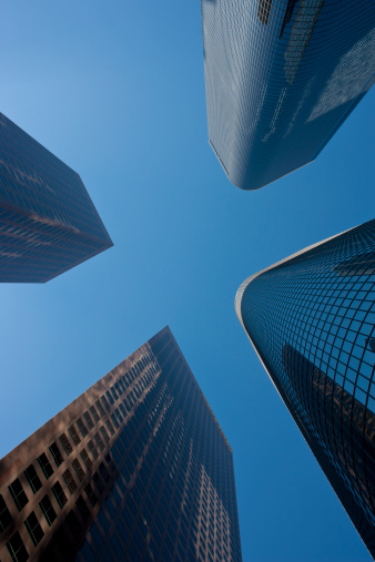 City Of Los Angeles「Los Angeles financial district」:スマホ壁紙(5)
