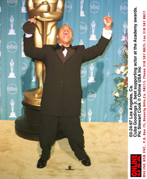 Ceremony「Cuba Gooding, Jr. at the Academy Awards」:写真・画像(15)[壁紙.com]