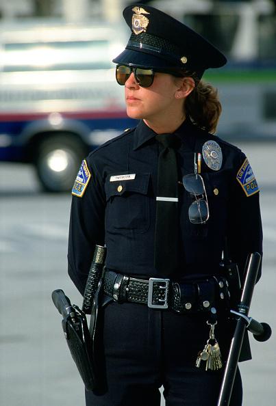 USA「Los Angeles Policewoman」:写真・画像(11)[壁紙.com]