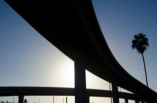 City Of Los Angeles「Los Angeles Freeway extracts」:スマホ壁紙(18)