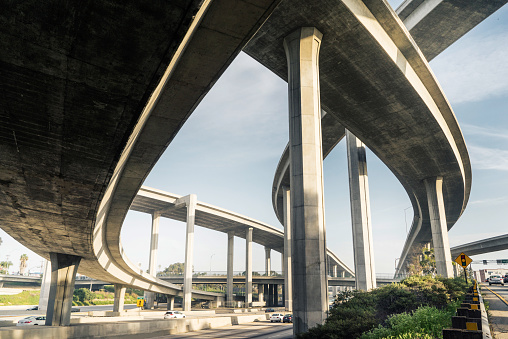 Elevated Road「los angeles flyover」:スマホ壁紙(0)