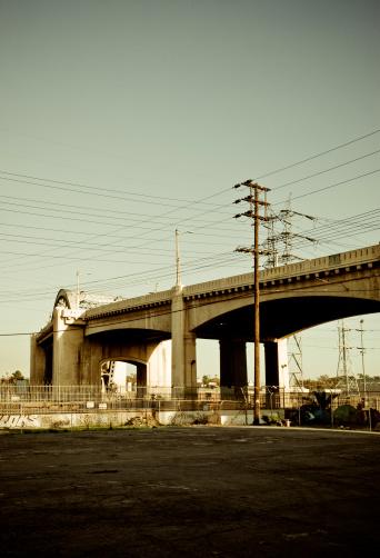 Electricity Pylon「los angeles scene」:スマホ壁紙(10)