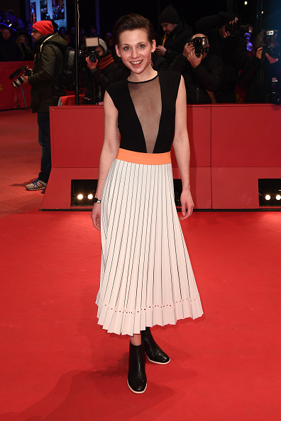 ベルリン国際映画祭「Closing Ceremony - Red Carpet Arrivals - 68th Berlinale International Film Festival」:写真・画像(16)[壁紙.com]