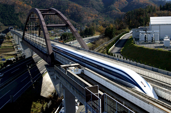 Test Track「Japanese Train Breaks Manned Speed Record」:写真・画像(9)[壁紙.com]