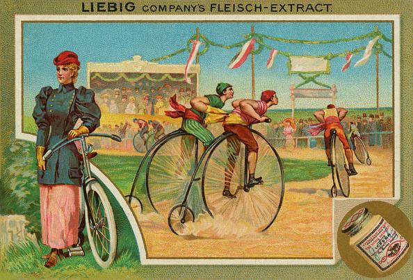 Printmaking Technique「Bicyle race」:写真・画像(7)[壁紙.com]