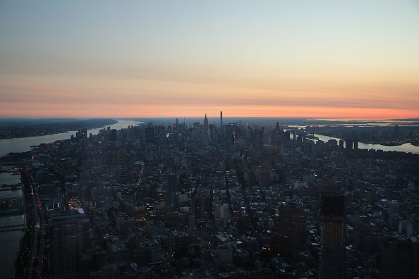 Architecture「One World Trade Center's Observatory Tower Opens To Public」:写真・画像(12)[壁紙.com]