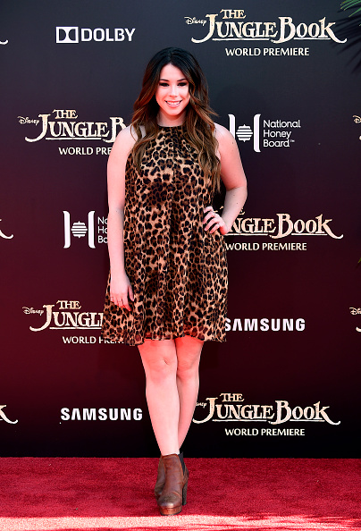"El Capitan Theatre「Premiere Of Disney's ""The Jungle Book"" - Arrivals」:写真・画像(13)[壁紙.com]"