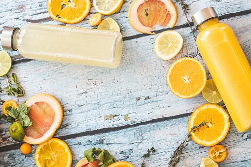 Lemon Soda「Fresh juice and fruit」:スマホ壁紙(13)