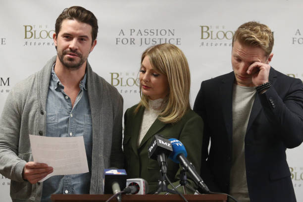 Photographer「Lisa Bloom Holds Press Conference With Bruce Weber Accusers」:写真・画像(12)[壁紙.com]