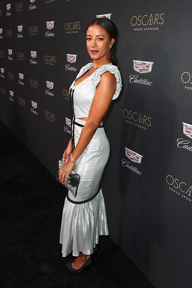 Flounced Dress「Cadillac Celebrates Oscar Week 2019」:写真・画像(17)[壁紙.com]