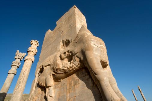 Iranian Culture「The ruins of Persepolis, Shiraz, Iran」:スマホ壁紙(12)