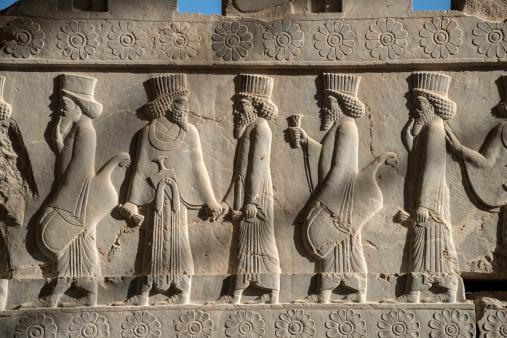 Iranian Culture「The ruins of Persepolis, Shiraz, Iran」:スマホ壁紙(10)