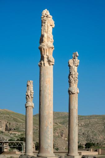 Iranian Culture「The ruins of Persepolis, Shiraz, Iran」:スマホ壁紙(9)
