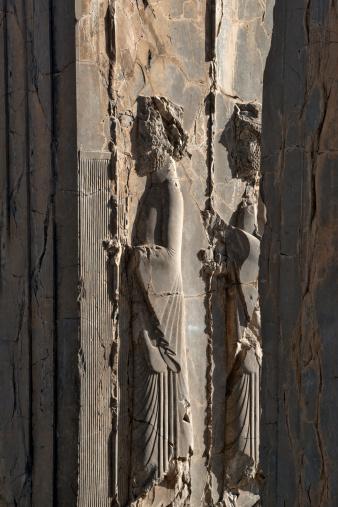 Iranian Culture「The ruins of Persepolis, Shiraz, Iran」:スマホ壁紙(2)