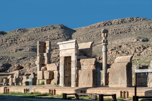 Iranian Culture「The ruins of Persepolis, Shiraz, Iran」:スマホ壁紙(1)