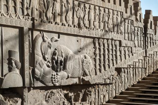 Iranian Culture「The ruins of Persepolis, Shiraz, Iran」:スマホ壁紙(6)