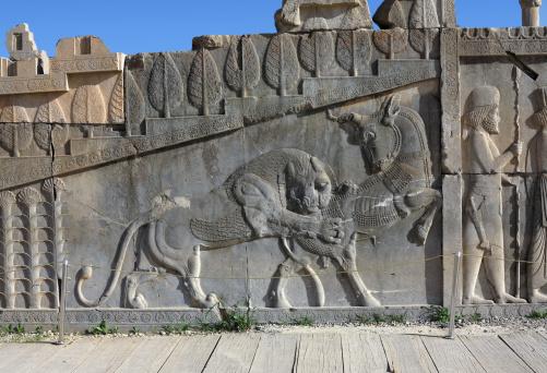 Iranian Culture「The ruins of Persepolis, Shiraz, Iran」:スマホ壁紙(19)