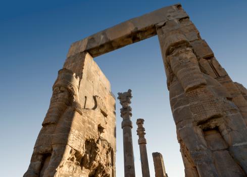 Iranian Culture「The ruins of Persepolis, Shiraz, Iran」:スマホ壁紙(7)