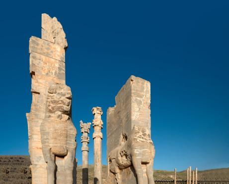 Iranian Culture「The ruins of Persepolis, Shiraz, Iran」:スマホ壁紙(16)