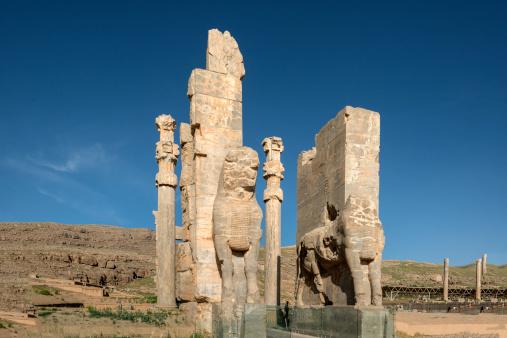 Iranian Culture「The ruins of Persepolis, Shiraz, Iran」:スマホ壁紙(14)