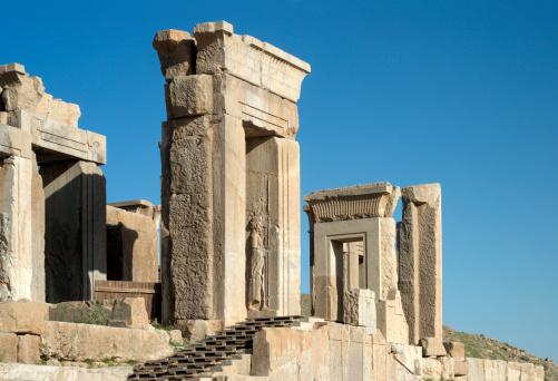 Iranian Culture「The ruins of Persepolis, Shiraz, Iran」:スマホ壁紙(8)