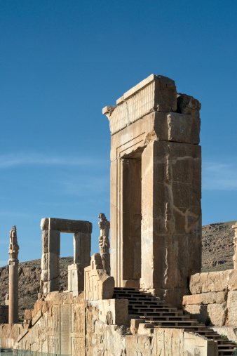 Iranian Culture「The ruins of Persepolis, Shiraz, Iran」:スマホ壁紙(13)