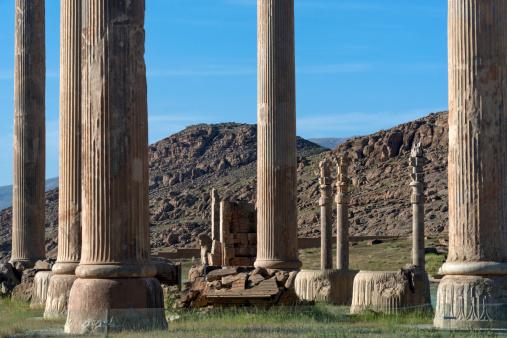 Iranian Culture「The ruins of Persepolis, Shiraz, Iran」:スマホ壁紙(17)