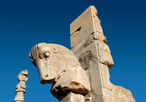 Iranian Culture「The ruins of Persepolis, Shiraz, Iran」:スマホ壁紙(11)