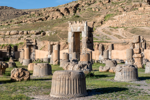 Iranian Culture「The ruins of Persepolis, Shiraz, Iran」:スマホ壁紙(3)