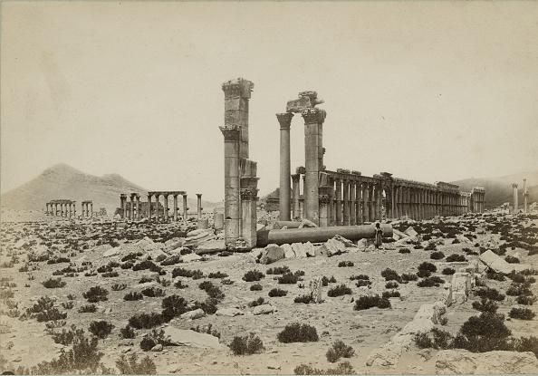 Middle East「Palmyra」:写真・画像(2)[壁紙.com]