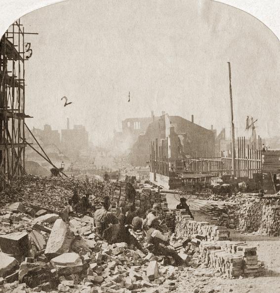 American Civil War「Richmond Ruins」:写真・画像(14)[壁紙.com]