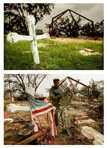 Image Montage「Hurricane Katrina - One Year Later」:写真・画像(15)[壁紙.com]