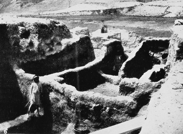 Archaeology「Ancient Jericho」:写真・画像(7)[壁紙.com]
