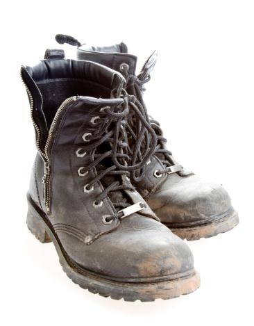 Motorcycle「Work Boots」:スマホ壁紙(3)