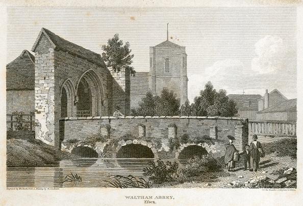 Physical Geography「Bridge And Gatehouse Of Waltham Abbey」:写真・画像(15)[壁紙.com]