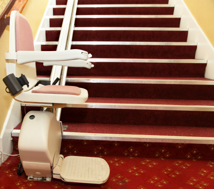 Physical Disability「stair lift for the disabled」:スマホ壁紙(2)