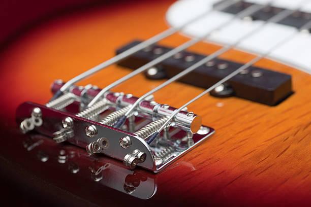 Bass Guitar Sunburst:スマホ壁紙(壁紙.com)